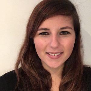 Julie Husson, auxiliaire de puériculture
